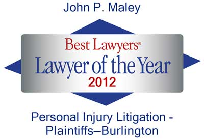 Personal Injury Lawyer VT