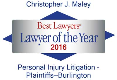 Best Lawyers Personal Injury VT
