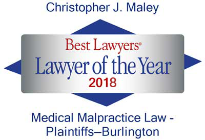 Best Lawyers Medical Malpractice VT